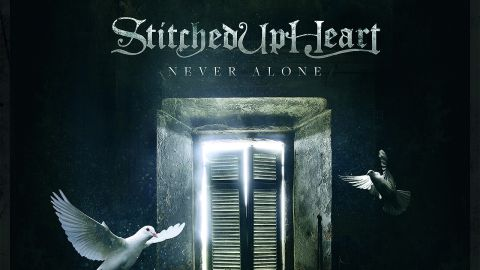Stitched Up Heart, Never Alone album cover