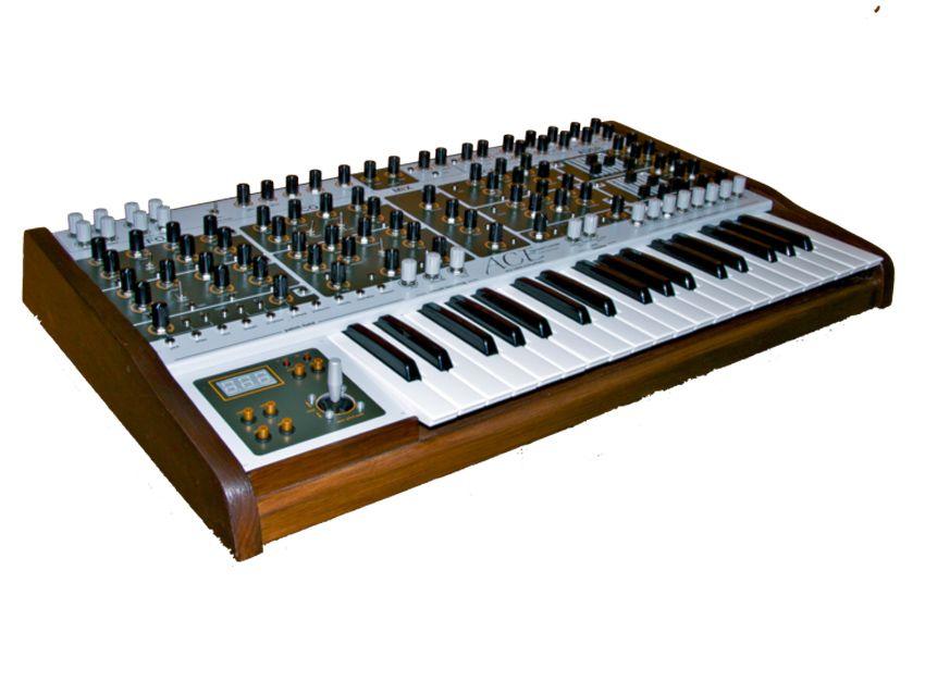 new hardware controller for u he ace vst plug in musicradar. Black Bedroom Furniture Sets. Home Design Ideas
