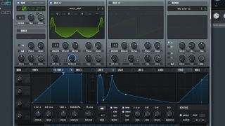 """A good starting point is to use cutting-edge digital synthesis."""