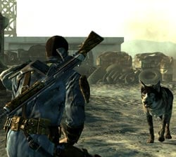 How To Find Dogmeat In Fallout 3 - CINEMABLEND Dogmeat Fallout Location On Map on