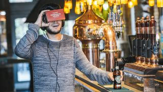How VR is helping transform the way we eat and drink