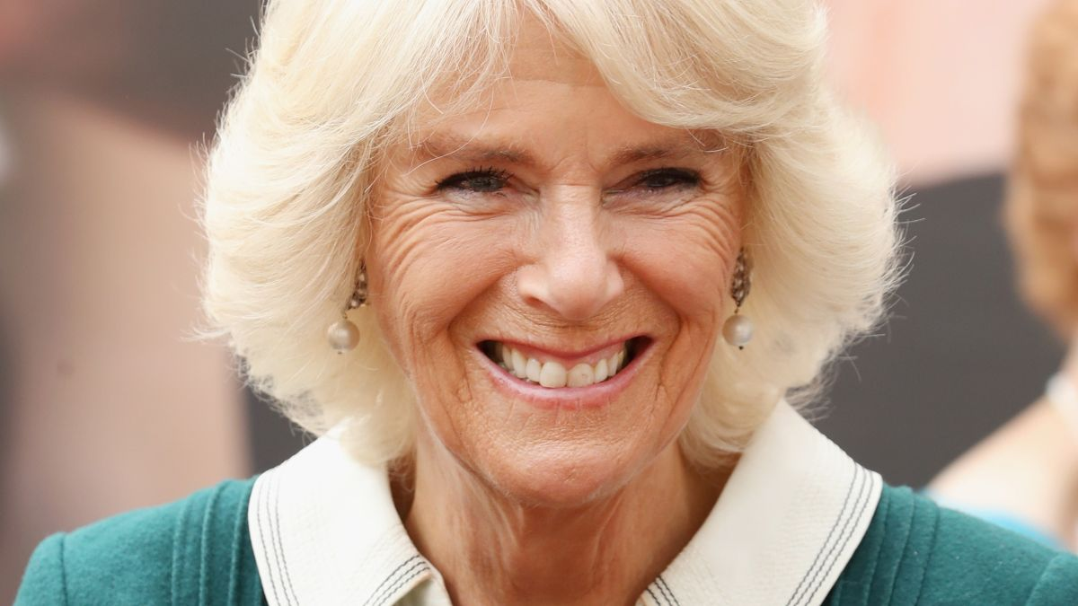 Royal fans are obsessed with 'elegant and beautiful' new photo of Duchess Camilla as she champions an important cause
