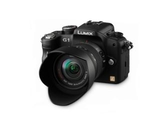 The Panasonic Lumix DMC-G1