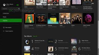 Windows 8.1 leak reveal new Xbox Music