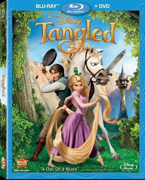 Tangled Lets Down Its Hair On Blu-Ray And DVD March 29th #15881