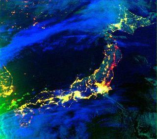 Japan power losses