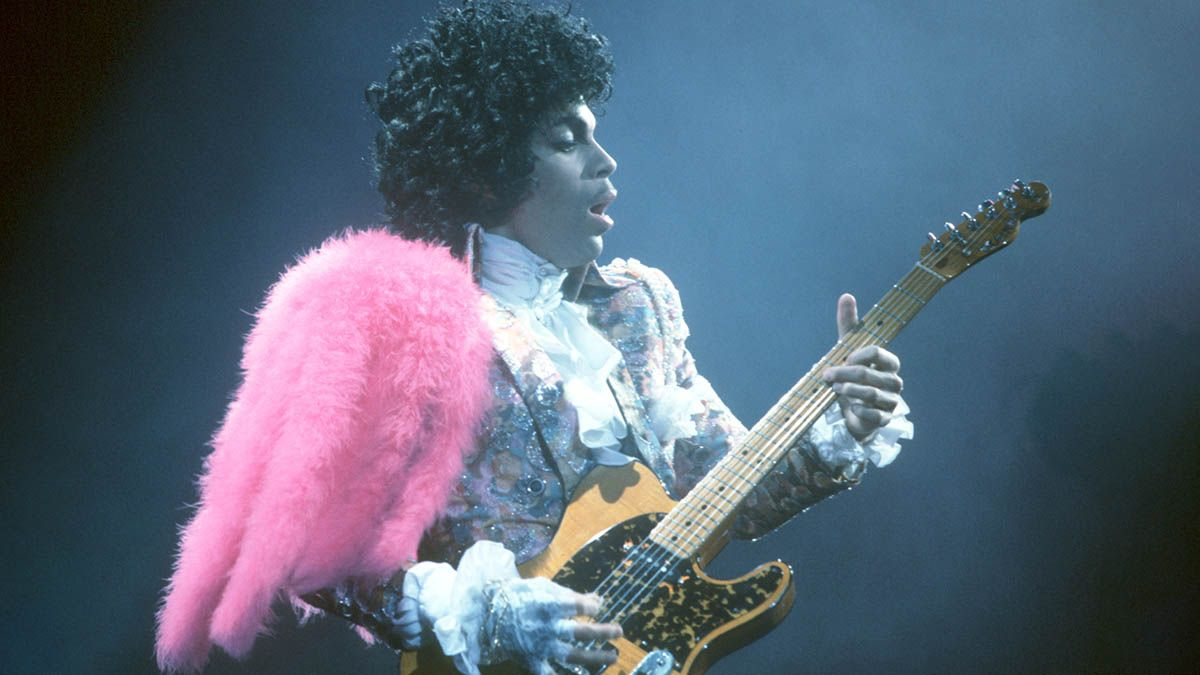 The Legend of Prince: The Purple One's Guitar Players Share Untold Secrets and Tales from the Studio and Road