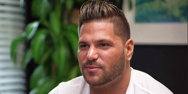 Ronnie Ortiz-Magro Jersey Shore: Family Vacation MTV