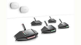 Bosch Releases New Software for DICENTIS Wireless Conference System