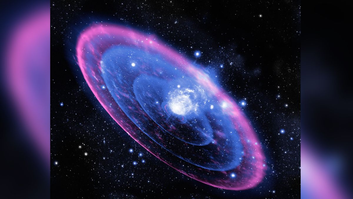 A giant star ate its dead neighbor and caused one of the brightest supernovas ever, new study suggests - Livescience.com