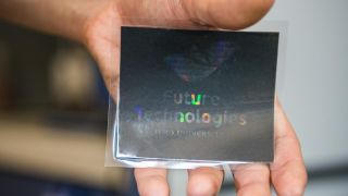 Holographic images can now be printed on an ordinary inkjet printer