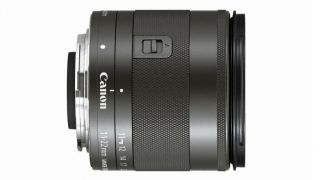 Canon EF M lens