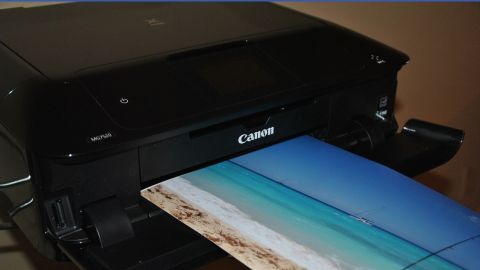 Canon Pixma MG7520 review