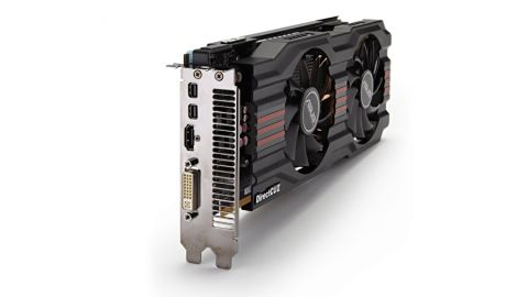 Asus HD 7870 DirectCU II TOP