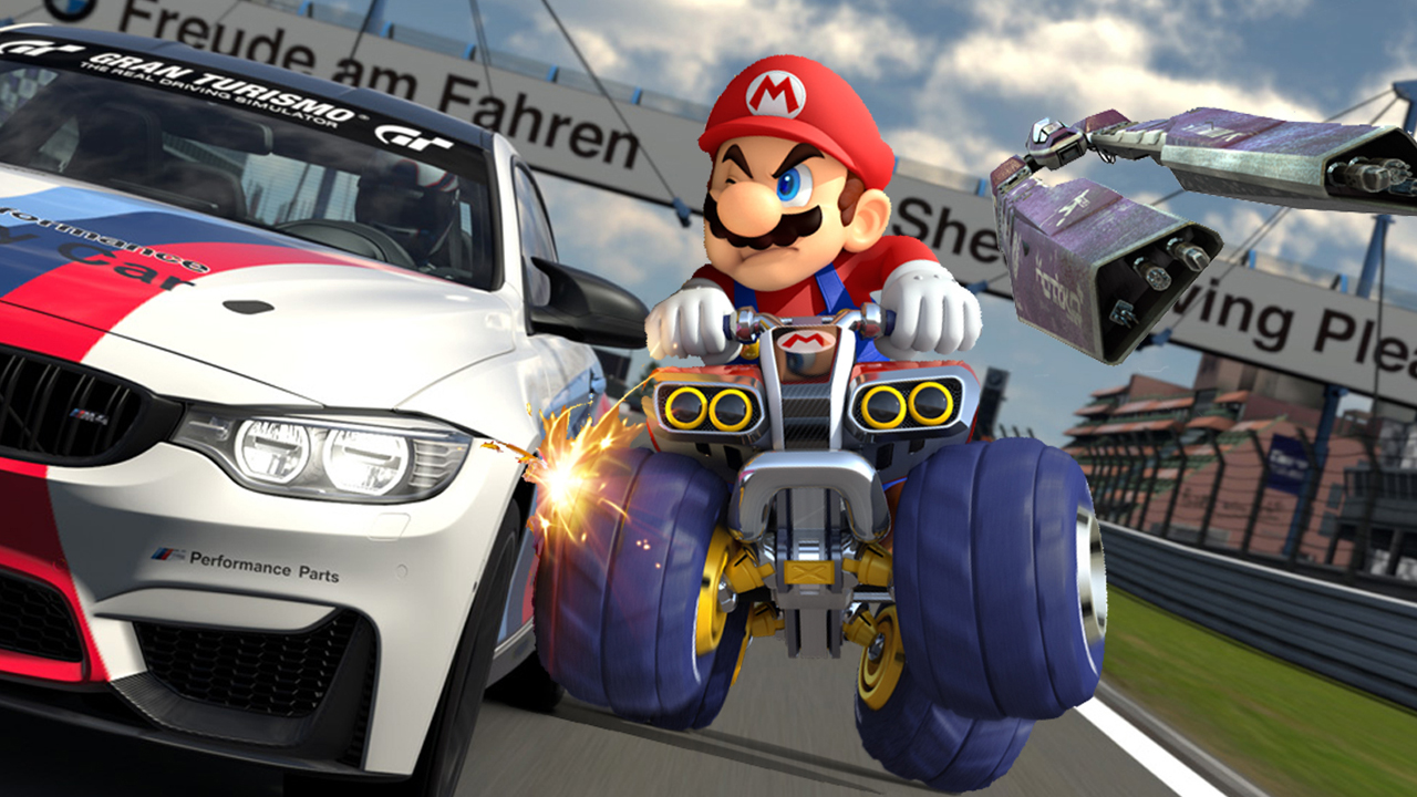 Best racing games to put you in pole position | GamesRadar+
