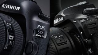 Nikon D850 vs Canon EOS 5D Mark IV: Specs compared | Digital Camera