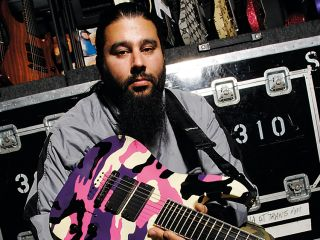 With bassist Sergio Vega aboard, guitarist Stephen Carpenter says Deftones have a renewed spirit
