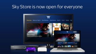 Sky launches pay-per-view movie store for all