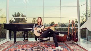 """James Valentine and Sterling Ball: """"Building a guitar is not"""