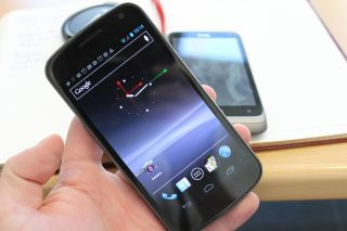 Samsung Galaxy Nexus now available to buy