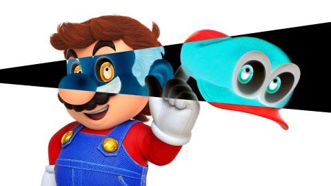 Super Mario Odyssey - Game Trailer - Nintendo E3 2017 - YouTube