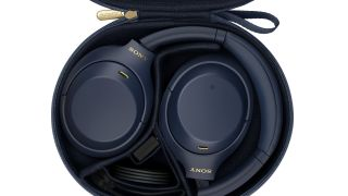 Sony launches WH-1000XM4 'Midnight Blue' wireless headphones