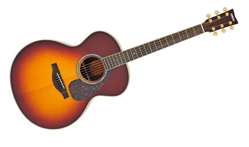 Yamaha Lj6 Are Musicradar