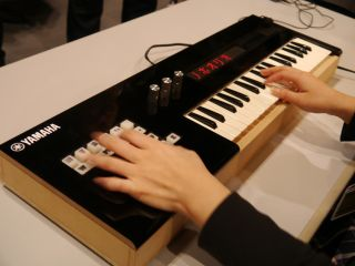 Yamaha's Vocaloid Keyboard: who fancies making an English-speaking version?
