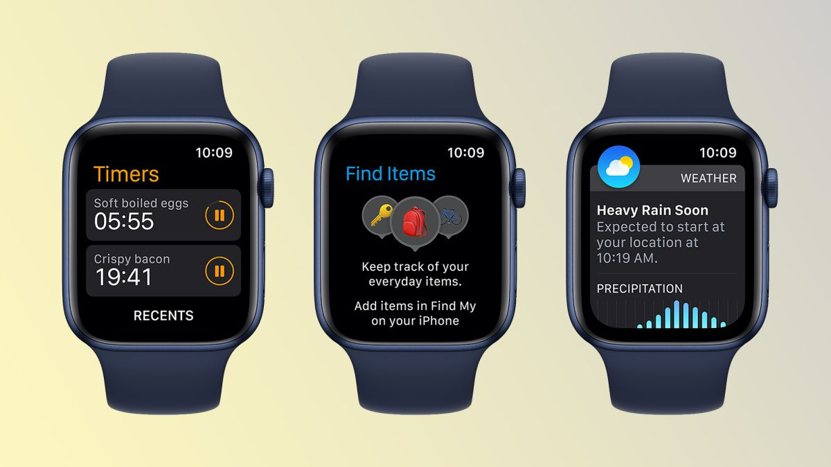 watchOS 8: The 5 underrated features coming to your Apple Watch