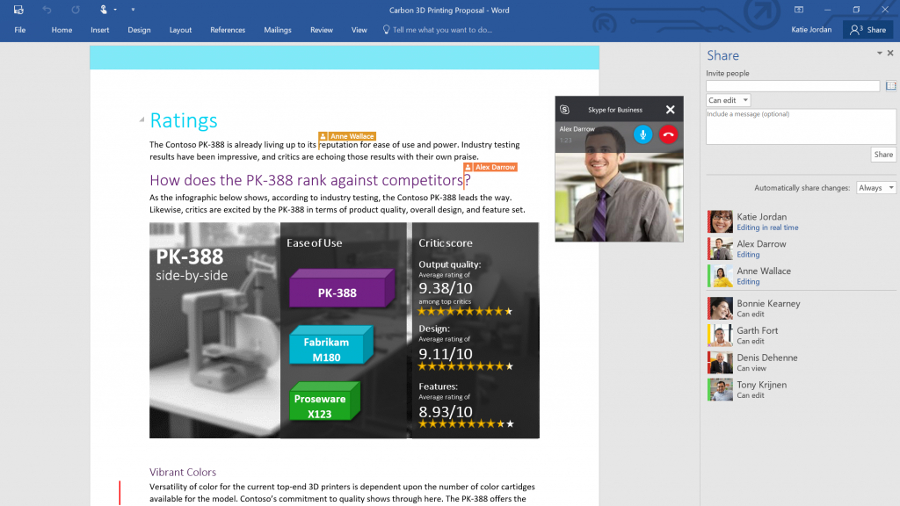 microsoft online word templates
