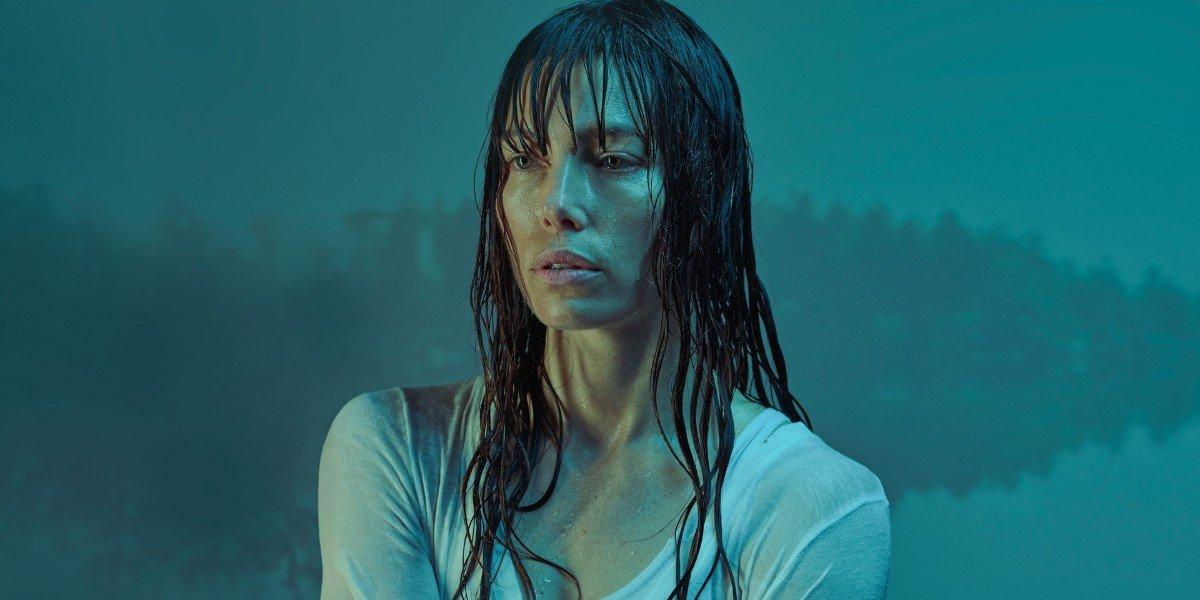 Jessica Biel - The Sinner Poster