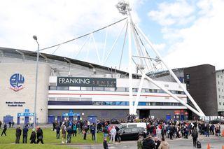 Bolton Wanderers v Exeter City – Sky Bet League Two – University of Bolton Stadium