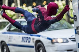 'The Amazing Spider-Man 2' Promotional Image