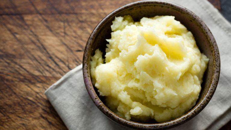 how to make mashed potato