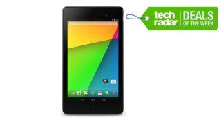 New Nexus 7 on sale