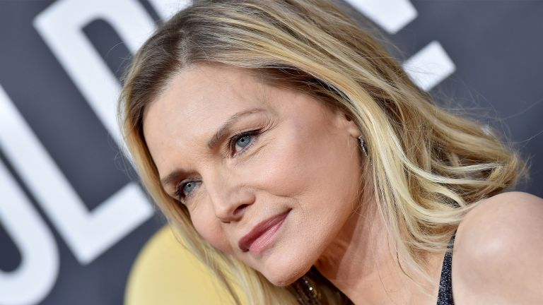 BEVERLY HILLS, CALIFORNIA - JANUARY 05: Michelle Pfeiffer attends the 77th Annual Golden Globe Awards at The Beverly Hilton Hotel on January 05, 2020 in Beverly Hills, California. (Photo by Axelle/Bauer-Griffin/FilmMagic)