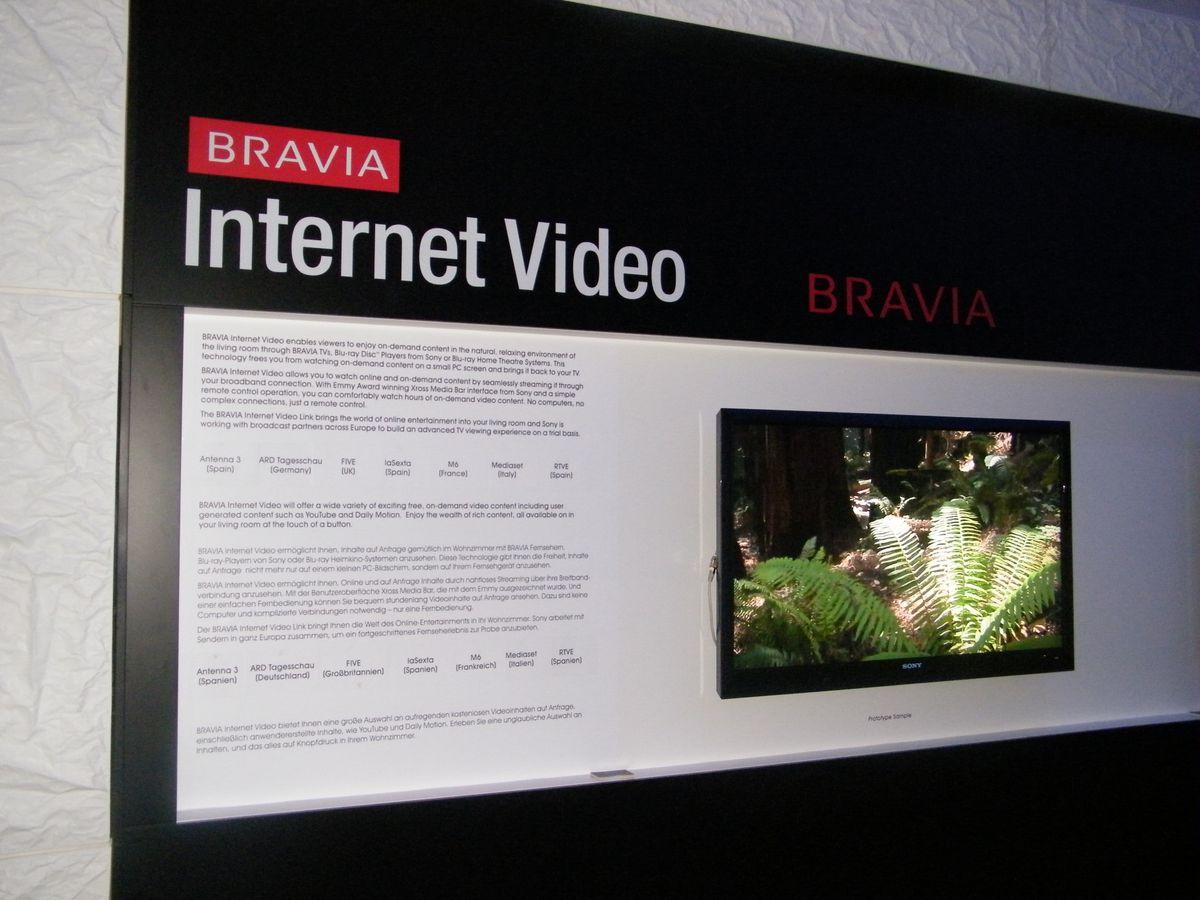 Sony launches portable Bravia and Wi-Fi Blu-ray | TechRadar
