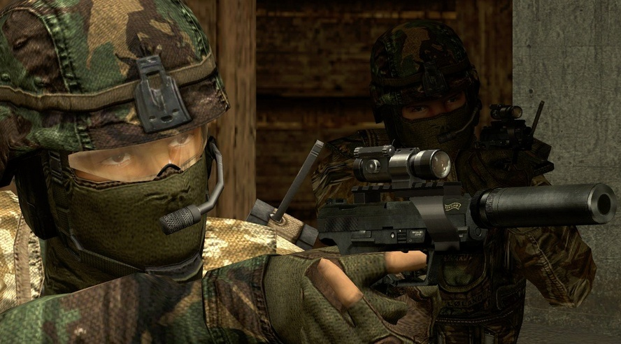 The 10 best new weapon mods for Counter-Strike: Source