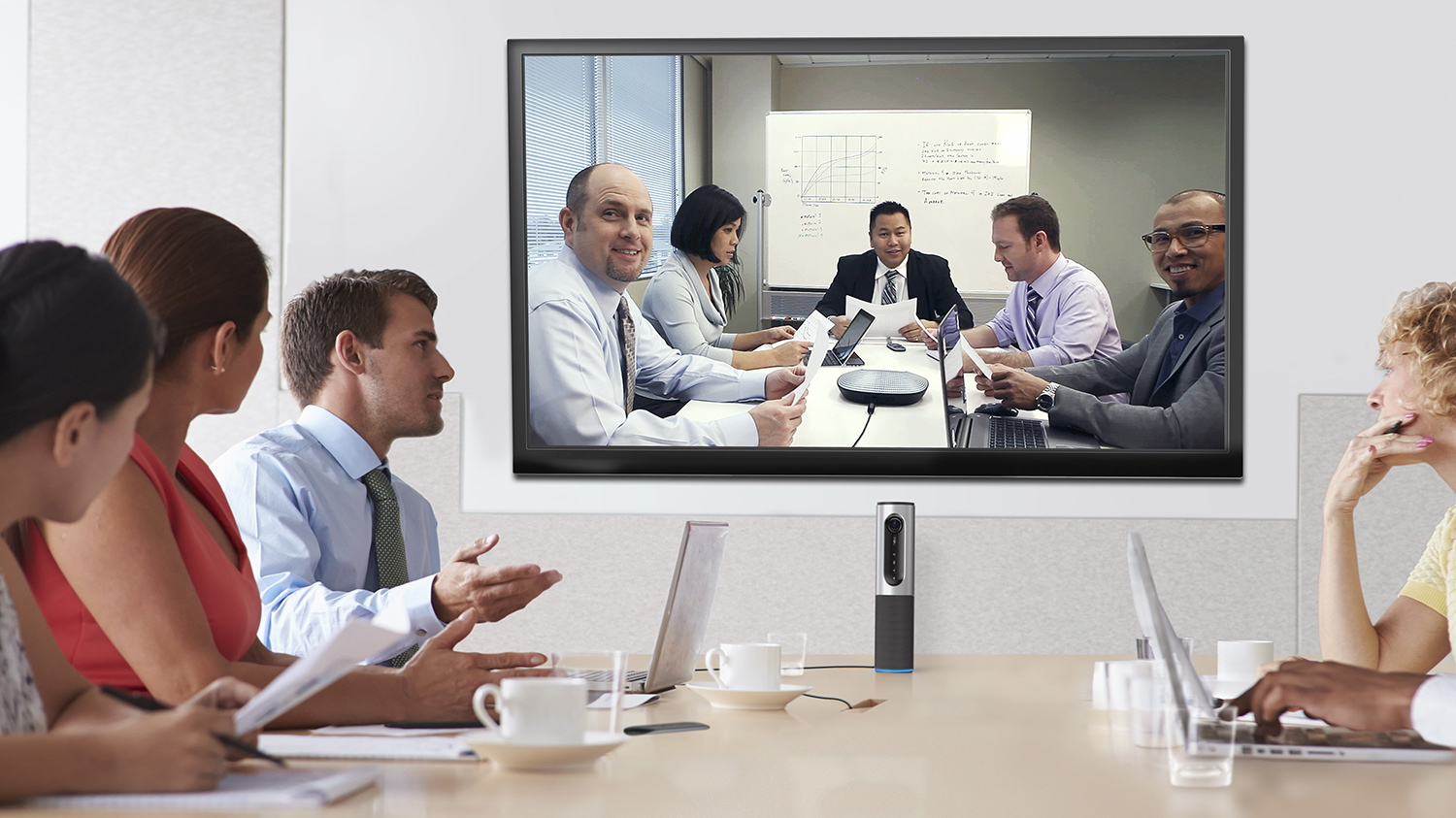 ConferenceCam Connect transforms any room into a video conference ...