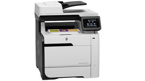 The HP LaserJet Pro 300 MFP M375nfw
