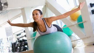 The best exercise balls