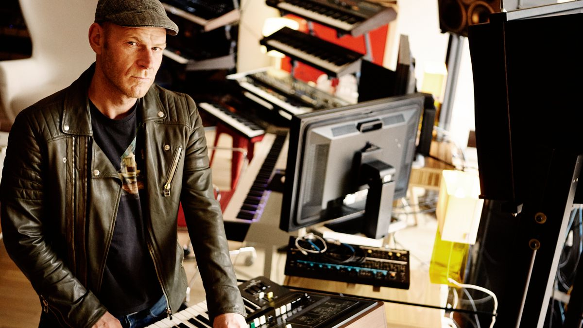 "Tom Holkenborg: ""I think I paid about £15 for my Memorymoog synth - in 1983 you couldn't give them away"""