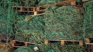 Patagonia recycled fishing net news