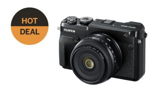 Save $1,500 on Fujifilm GFX 50R + 50mm lens – medium format mega deal!