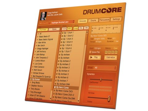 Drumcore's browser is much improved.