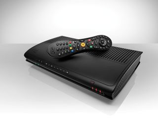 The new Virgin Media TiVo box and remote