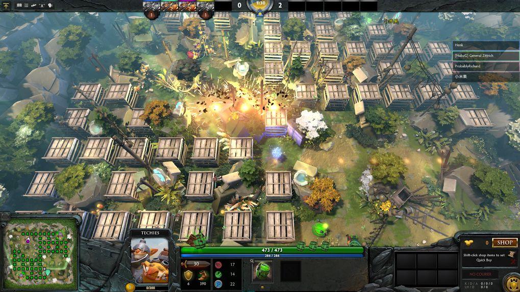 Why Dota 2 Reborn is finally a game for everyone | TechRadar
