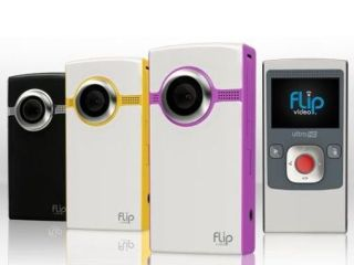 Flip launches new range of HD video cameras this month