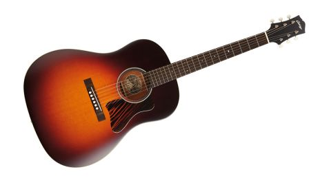 Collings Guitars of Austin, Texas, is paying homage to the Gibson J-35 with its own, inimitable take on things