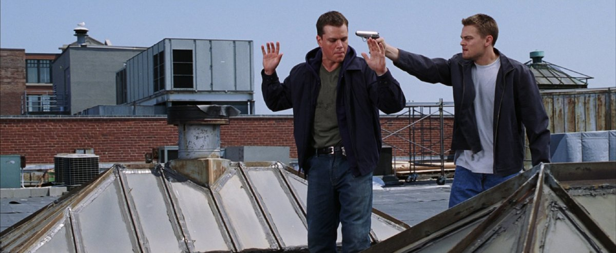 The Next Time You Watch The Departed, Pay Attention To The Xs #2478962